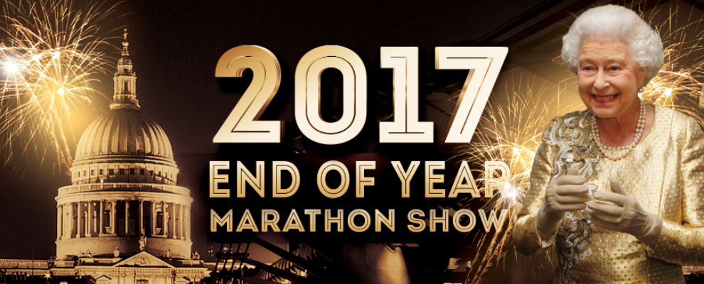END OF YEAR MARATHON SHOW
