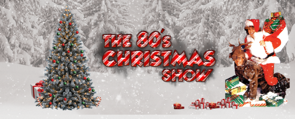 The 80's Christmas Show / DJ Mark Howard