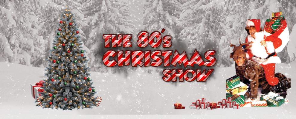 The 80's Christmas Show / DJ Mark Howard