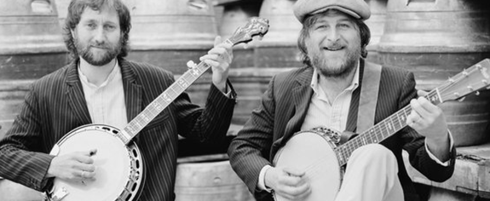 RIP Chas Hodges - Chas & Dave