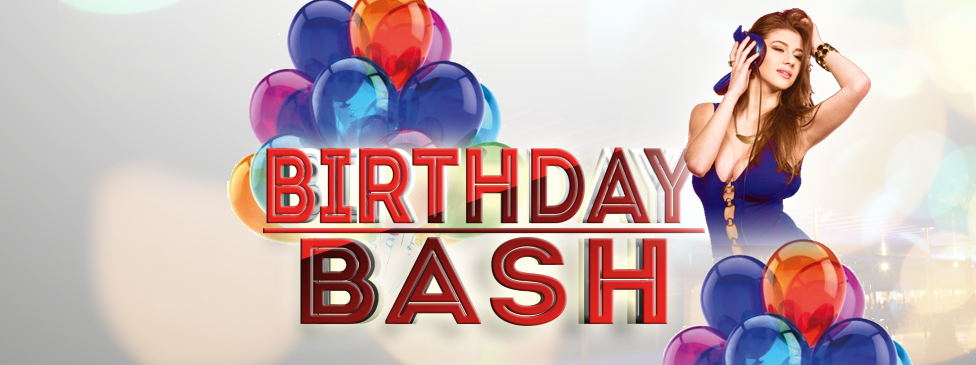 Birthday Bash and you are invited!