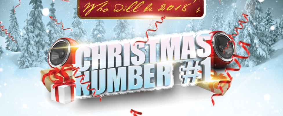 Who will be Christmas Number 1?