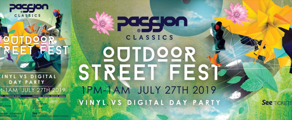 PaSSion's OUTDOOR STREET FEST