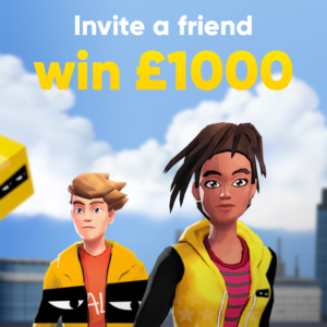 The referral leaderboards are reset and the month has begun! You have until October 4th to get as many new referrals as you can, to try and win yourself £1,000! Don't forget we also have the prize draw, anyone who refers or is referred could bag themselves £1,000!