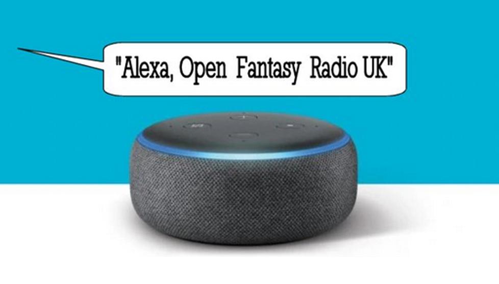 Listen with Alexa