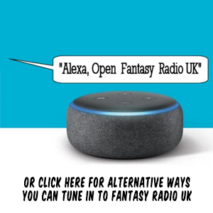 Alexa, open Fantasy Radio UK